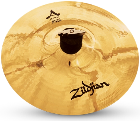 """ZILDJIAN 10"""" A Custom splash brilliant"""