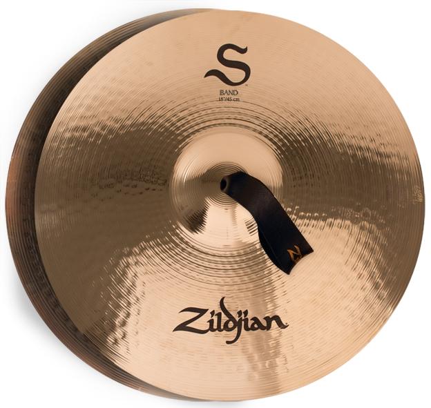 """ZILDJIAN 18"""" S Series Band"""