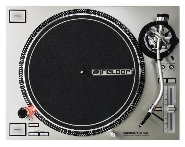 RELOOP RP-7000 MK2 SILVER