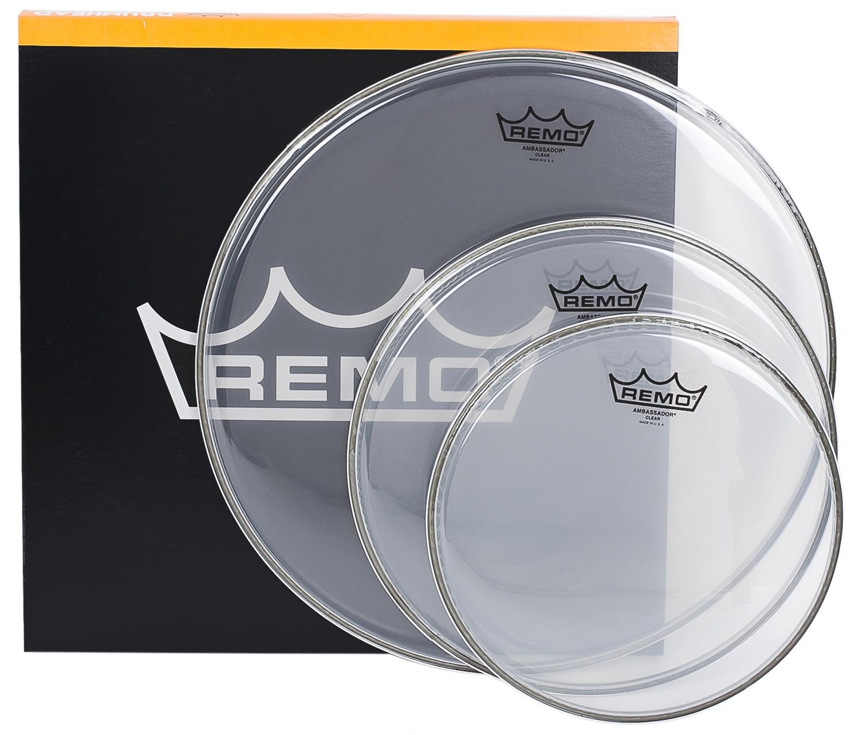 REMO Ambassador Clear Rock Set