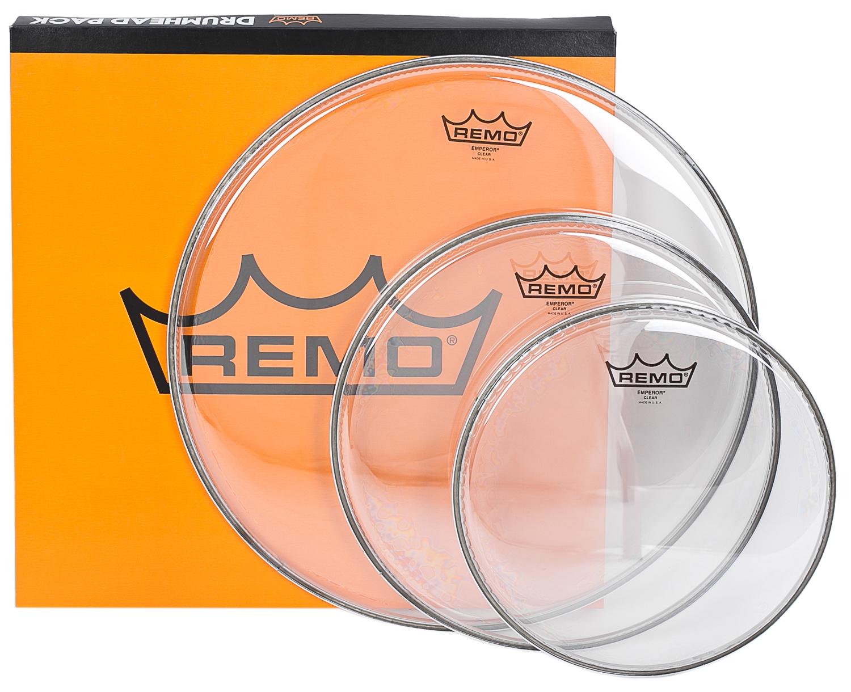 REMO Emperor Clear Rock Set