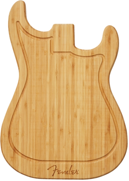FENDER Stratocaster Cutting Board