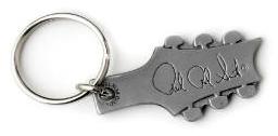 PRS Headstock Keychain