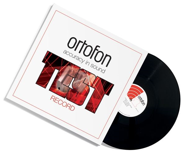 ORTOFON DJ Ortofon Test Record