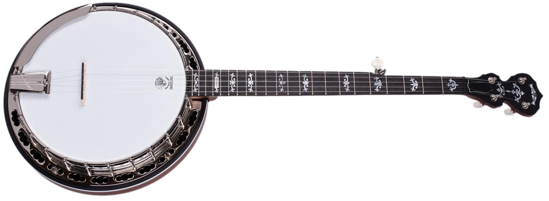 DEERING Sierra 5 String Mahogany Banjo