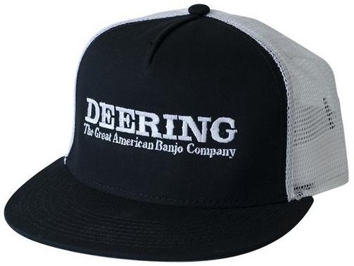 DEERING HAT- Deering Trucker Hat