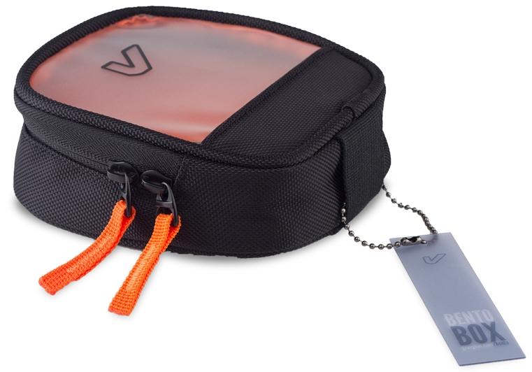 GRUVGEAR Bento Box Half Length Slim Black