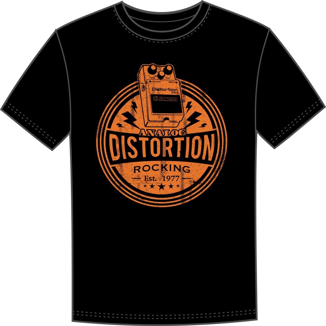BOSS DS-1 crew T-shirt M black