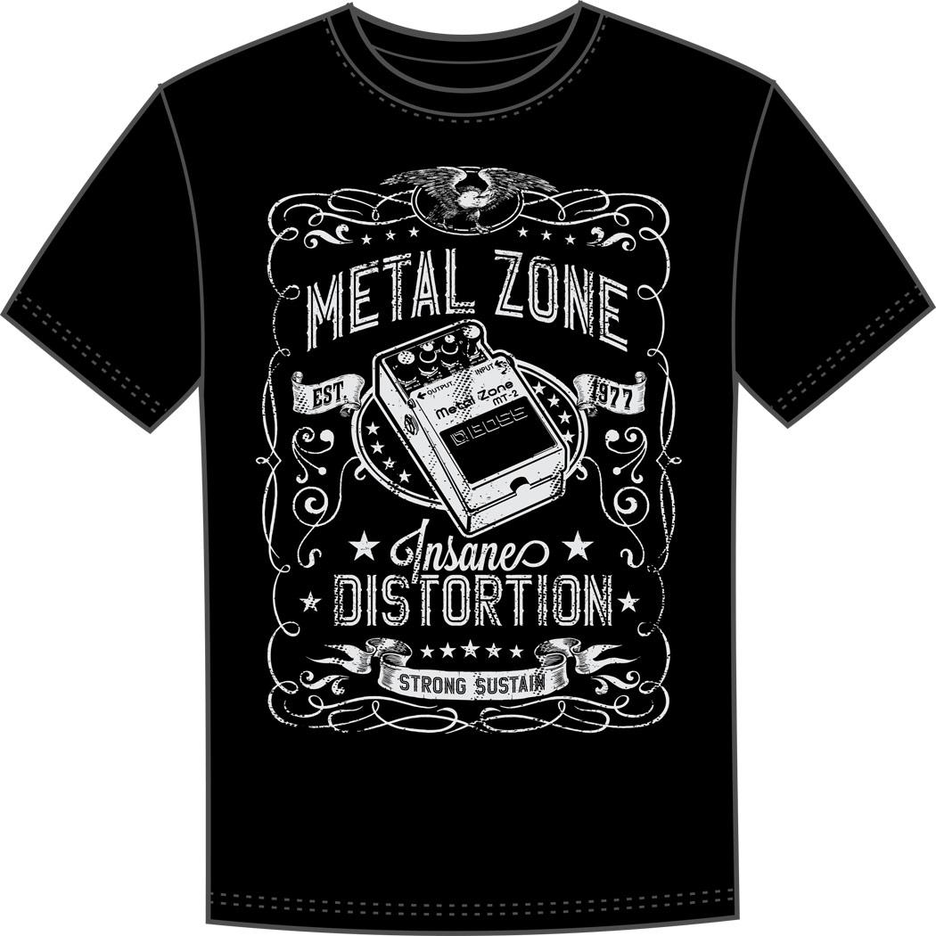 BOSS MT-2 crew T-shirt 2XL black