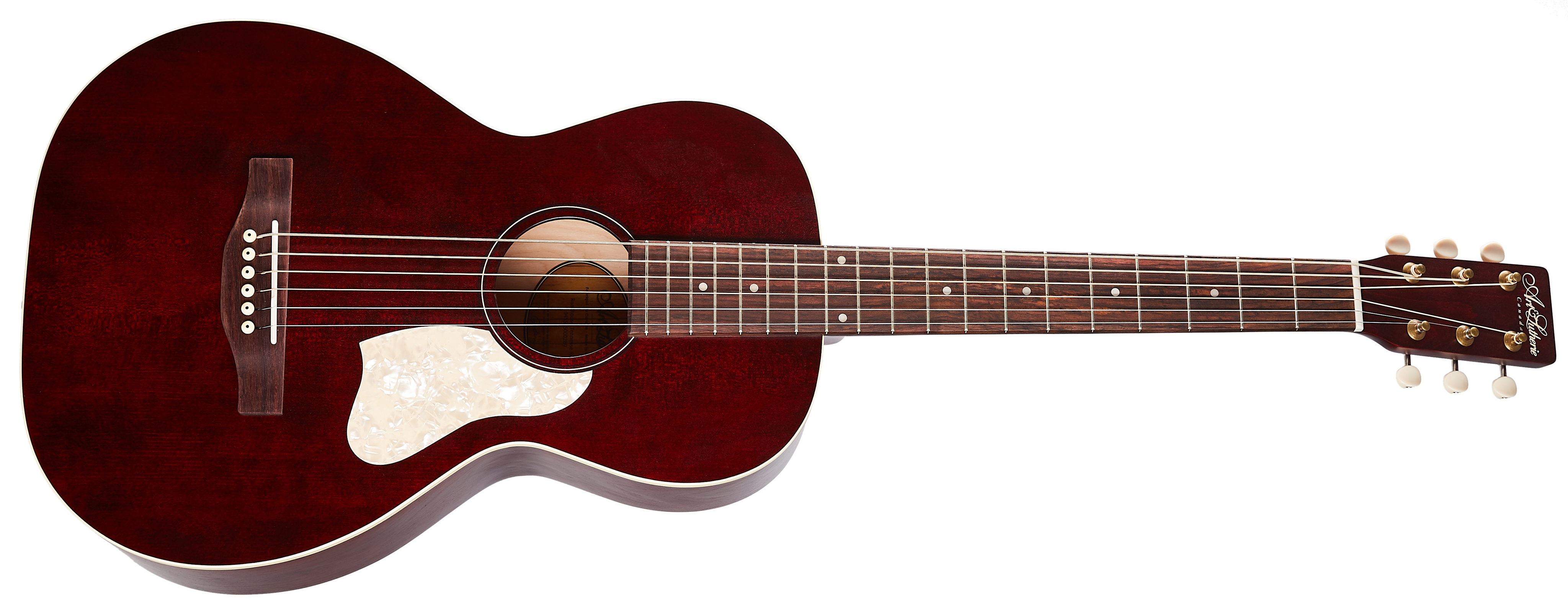 ART & LUTHERIE Roadhouse Tennesse Red
