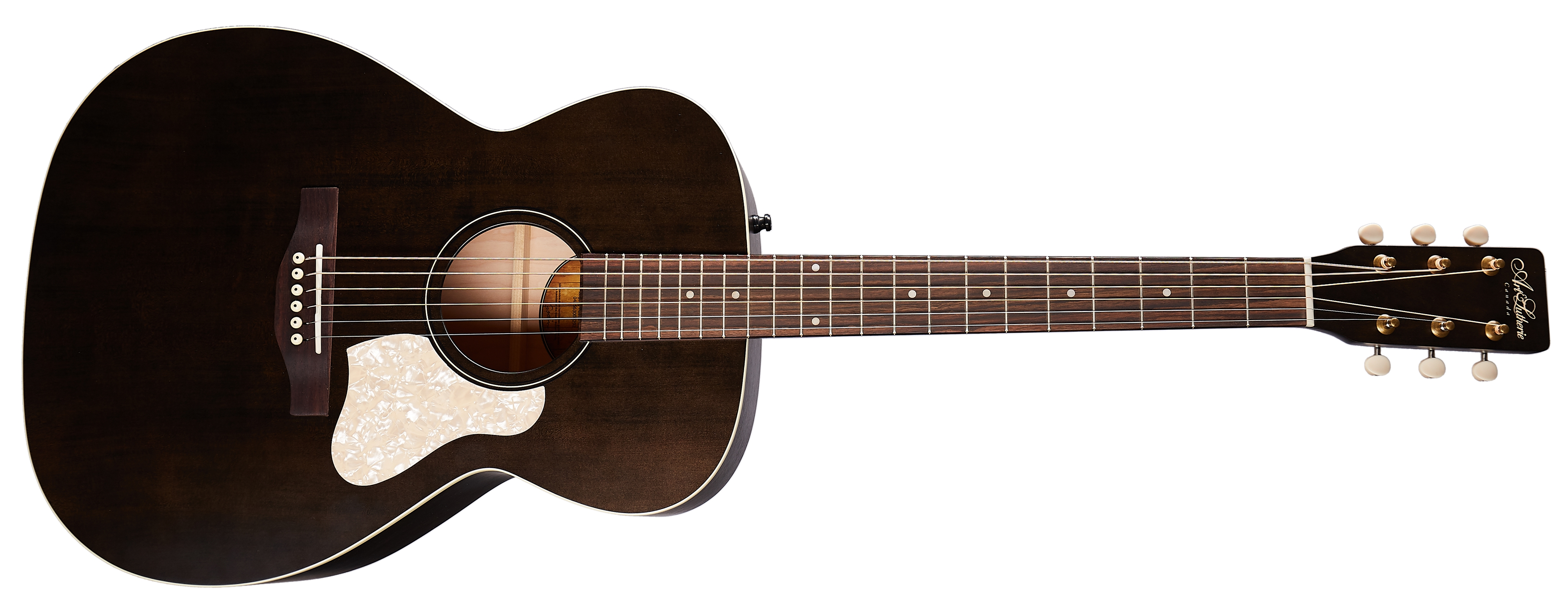 ART & LUTHERIE Legacy Faded Black