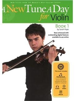 MS A New Tune A Day: Violin Book 1