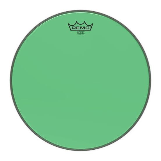 """REMO 16"""" Emperor Colortone Green"""