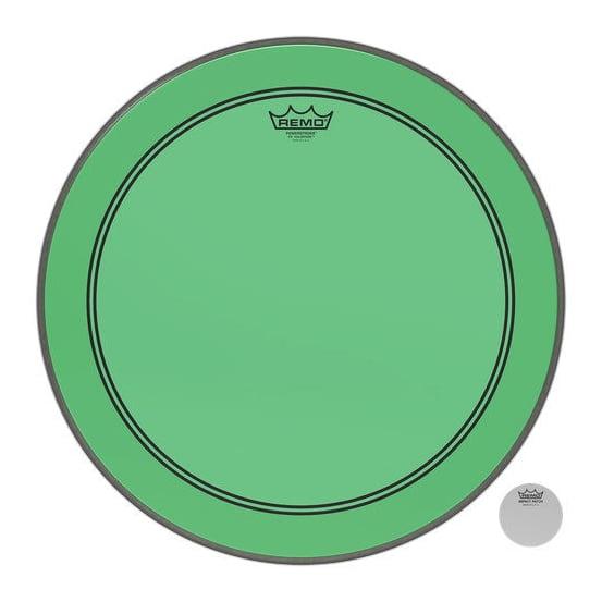 """REMO 20"""" Powerstroke 3 Colortone Green"""