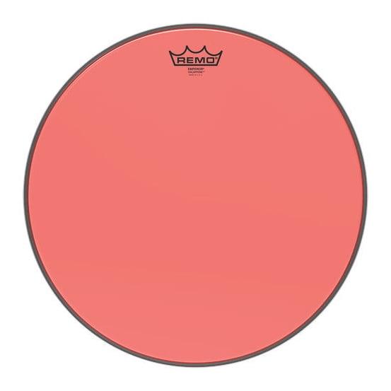 "REMO 14"" Emperor Colortone Red"