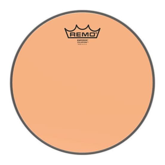 "REMO 8"" Emperor Colortone Orange"
