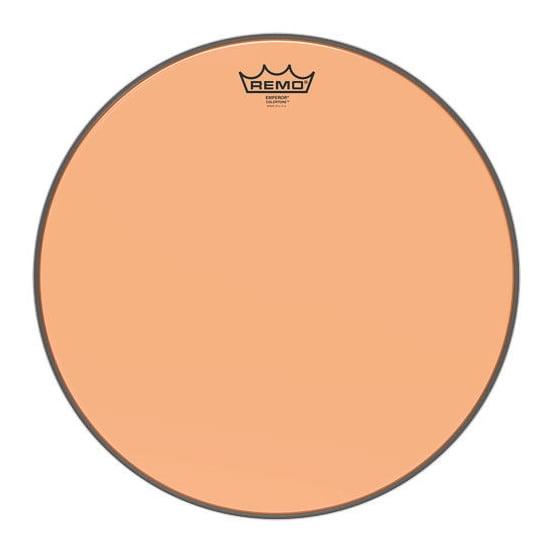 "REMO 14"" Emperor Colortone Orange"
