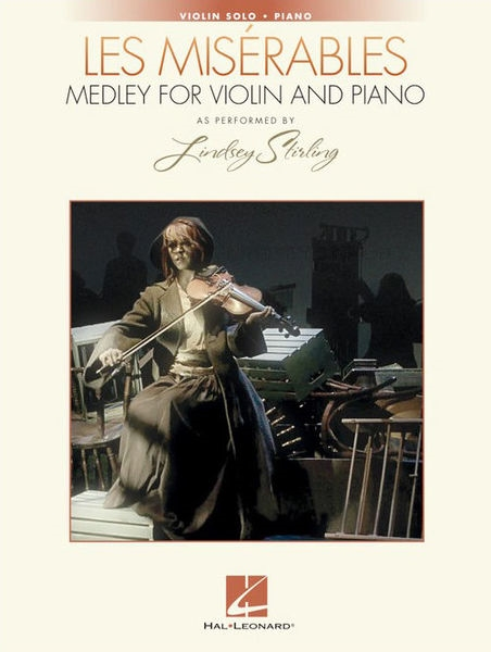 MS Lindsey Stirling: Les Misérables Medley For Violin and Piano