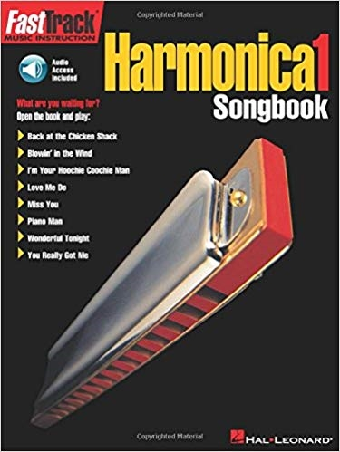 MS Fast Track Harmonica Songbook - Level 1