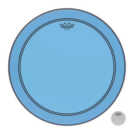 """REMO 20"""" Powerstroke 3 Colortone Blue"""