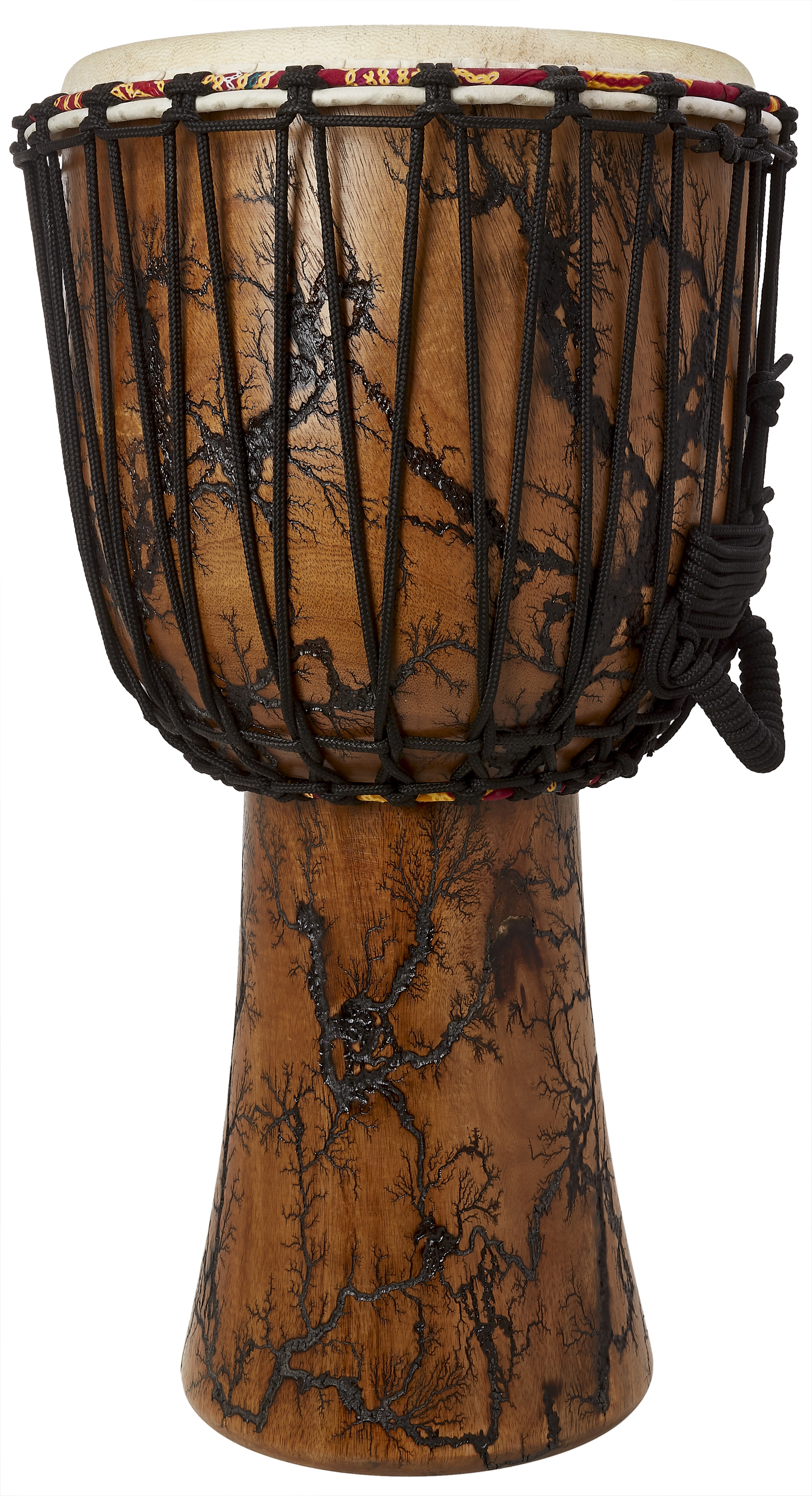 """TYCOON 12"""" Supremo Select Willow Rope-Tuned Djembe"""