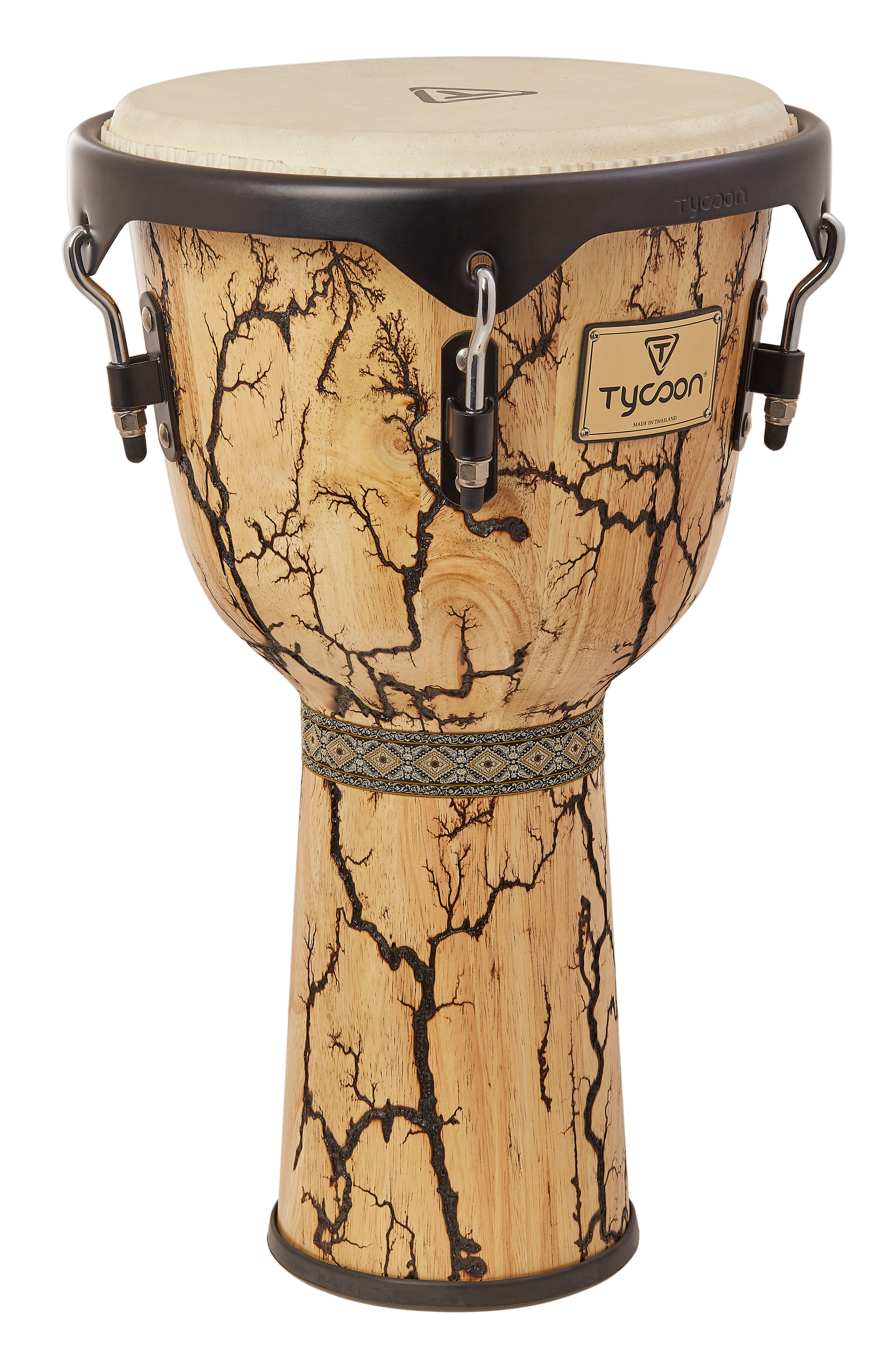 TYCOON TJSS-72 B WI Supremo Select Willow Series Djembe