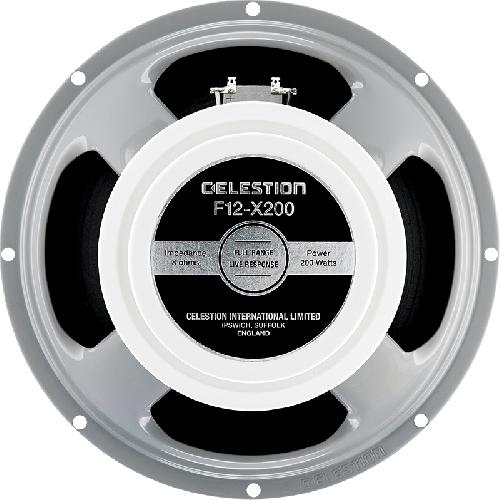 CELESTION F12-X200 8Ohm