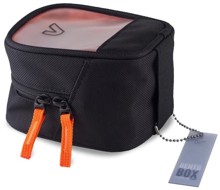GRUVGEAR Bento Box Half Length Tall Black
