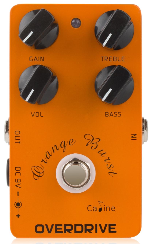"""CALINE CP-18 """"Orange Burst"""""""