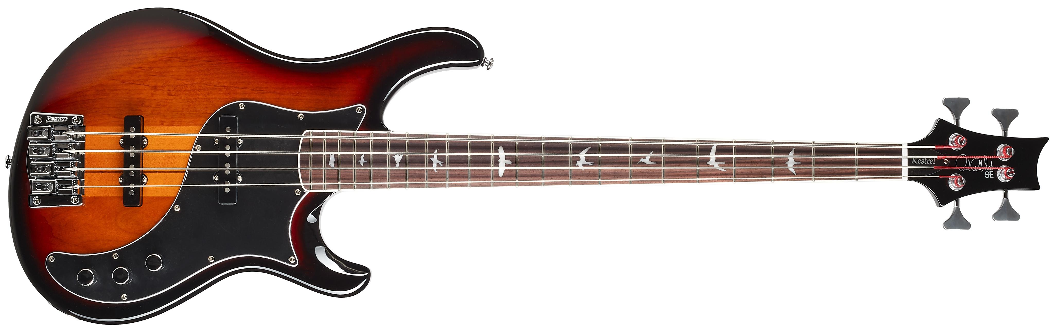 PRS Kestrel Bass TC