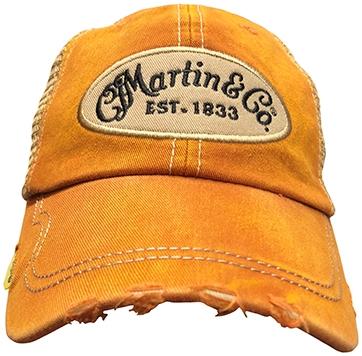 MARTIN Baseball Cap Pick Orange