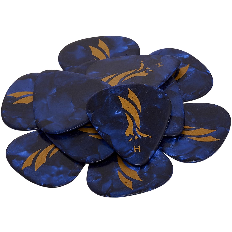 PRS Blue Pearloid Heavy