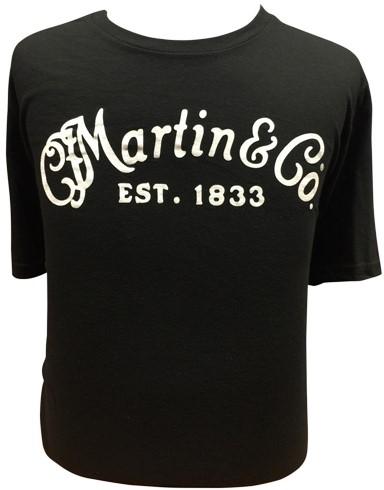MARTIN T-Shirt C.F. Martin Logo L