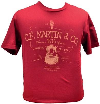 MARTIN T-Shirt D28 Logo XL
