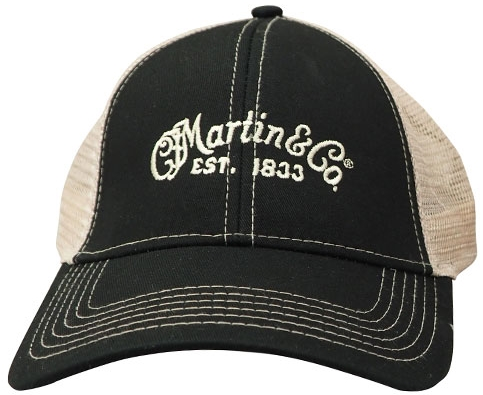MARTIN Baseball Cap Tan Mesh