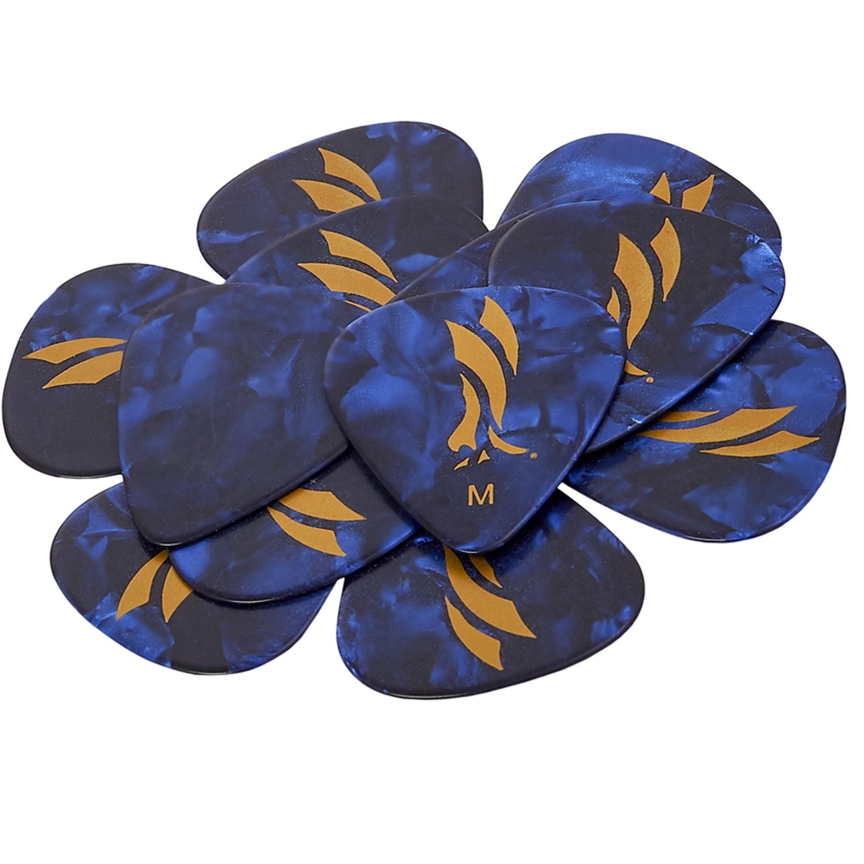PRS Blue Pearloid Medium