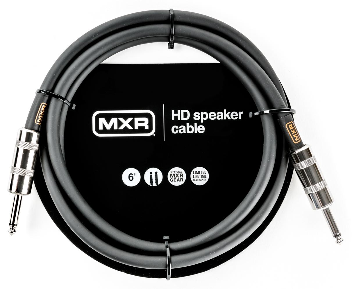 DUNLOP MXR Speaker Cable TS HD 6FT