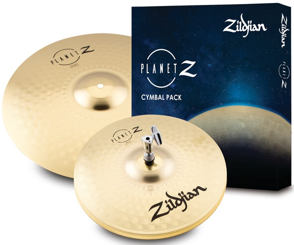 ZILDJIAN Planet Z 3 Cymbal Pack