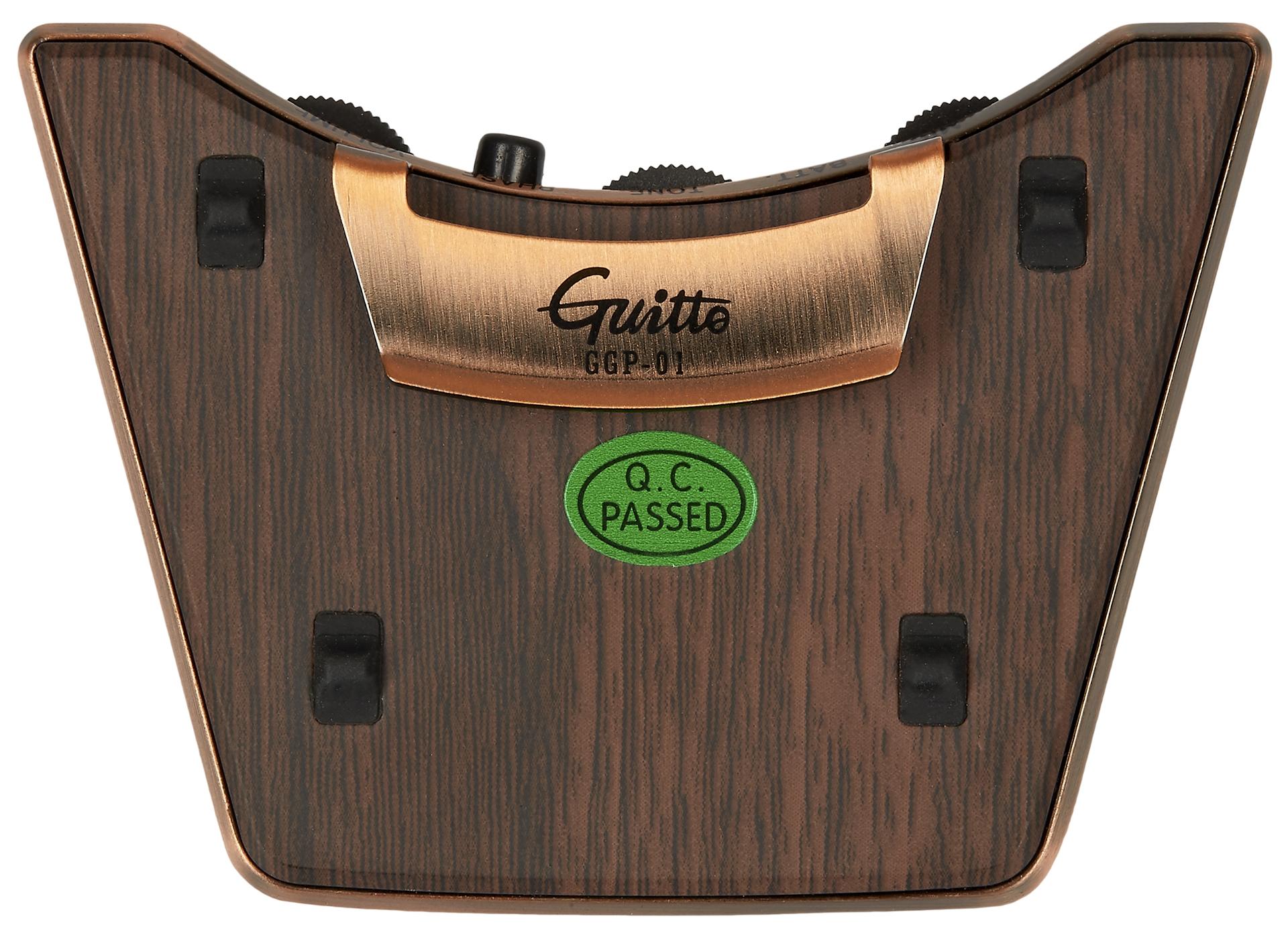 GUITTO GGP-01 Pickup