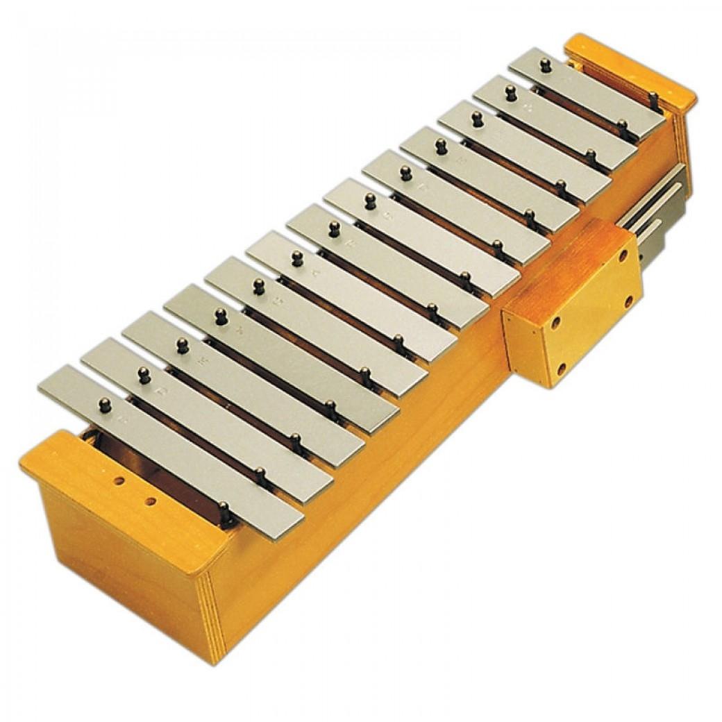 ANGEL TUNED PERCUSSION Alto Diatonic Glockenspiel