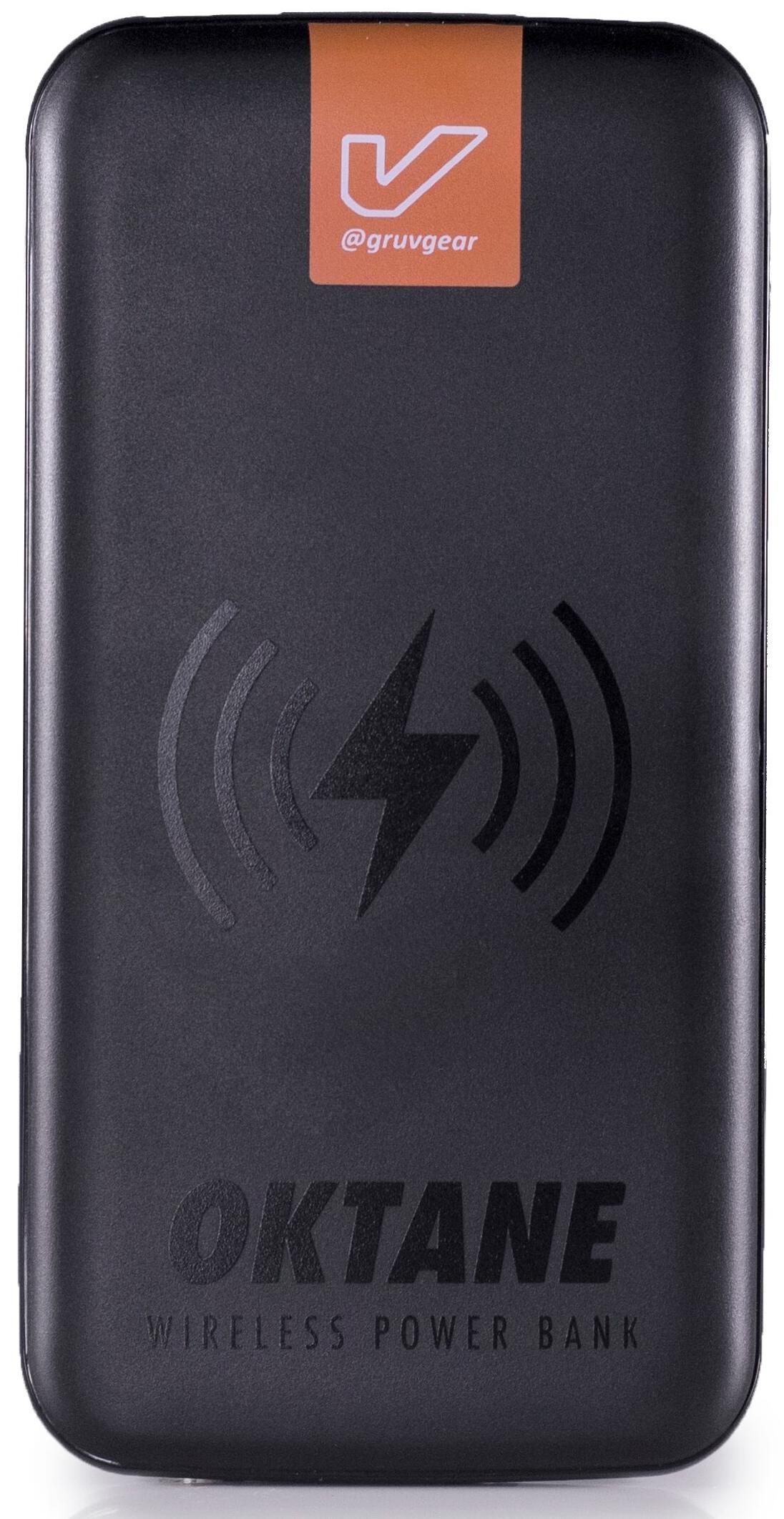 GRUVGEAR Oktane Wireless Power Bank