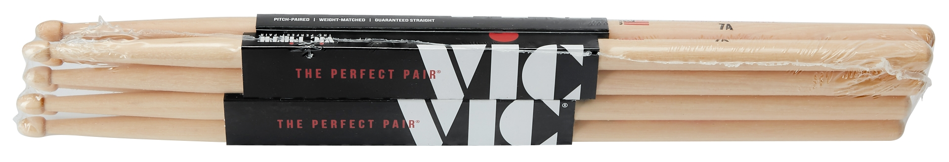 VIC FIRTH 7A 4 Pack