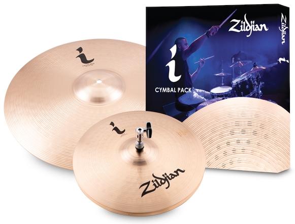 ZILDJIAN I Essentials Cymbal Pack