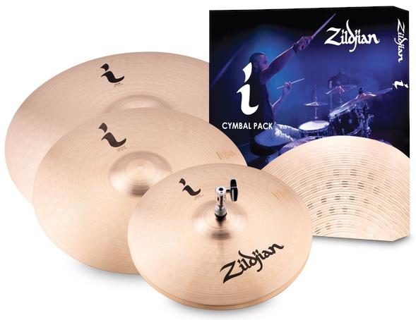 ZILDJIAN I Standard Gig Cymbal Pack