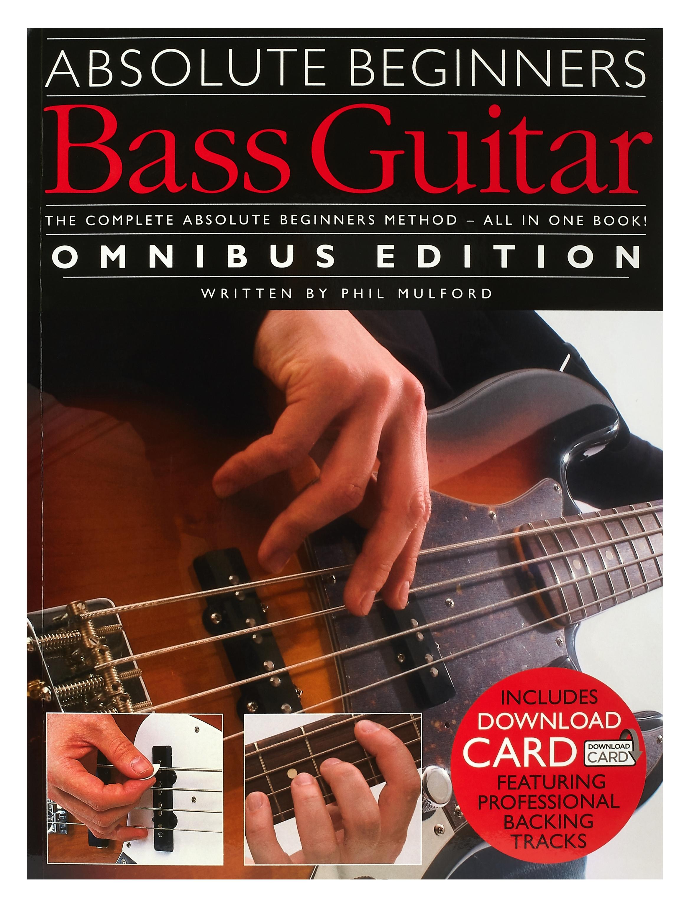 MS Absolute Beginners: Bass Guitar