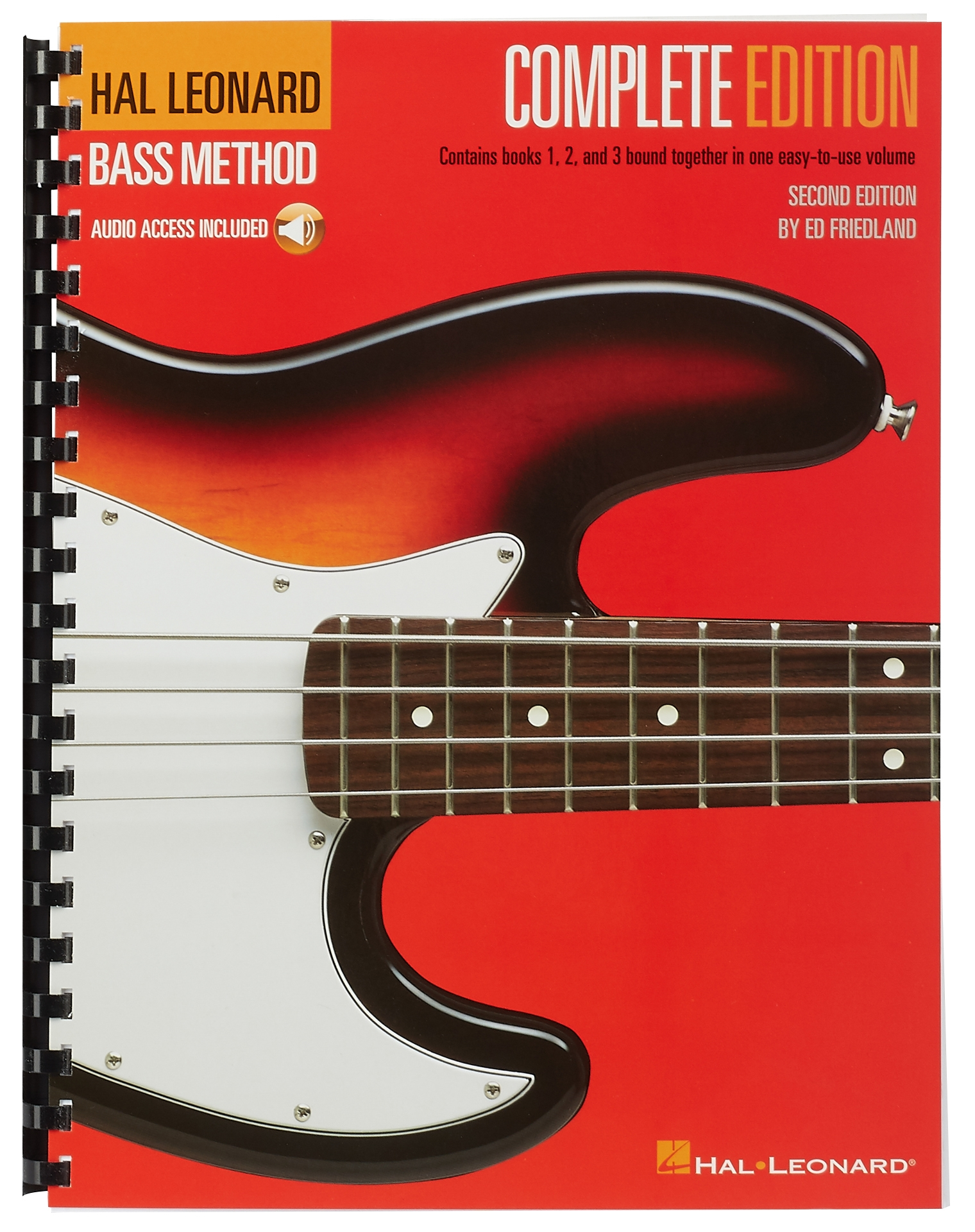 MS Electric Bass Method Complete Edition