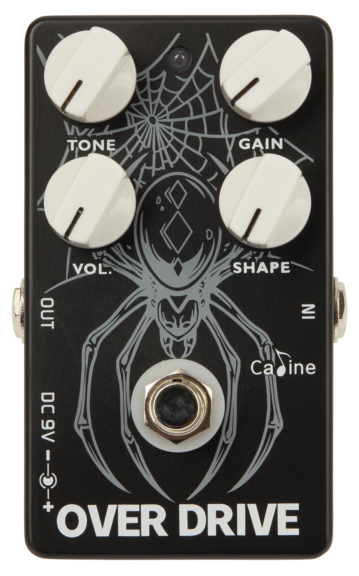 CALINE CP-65 Over Drive