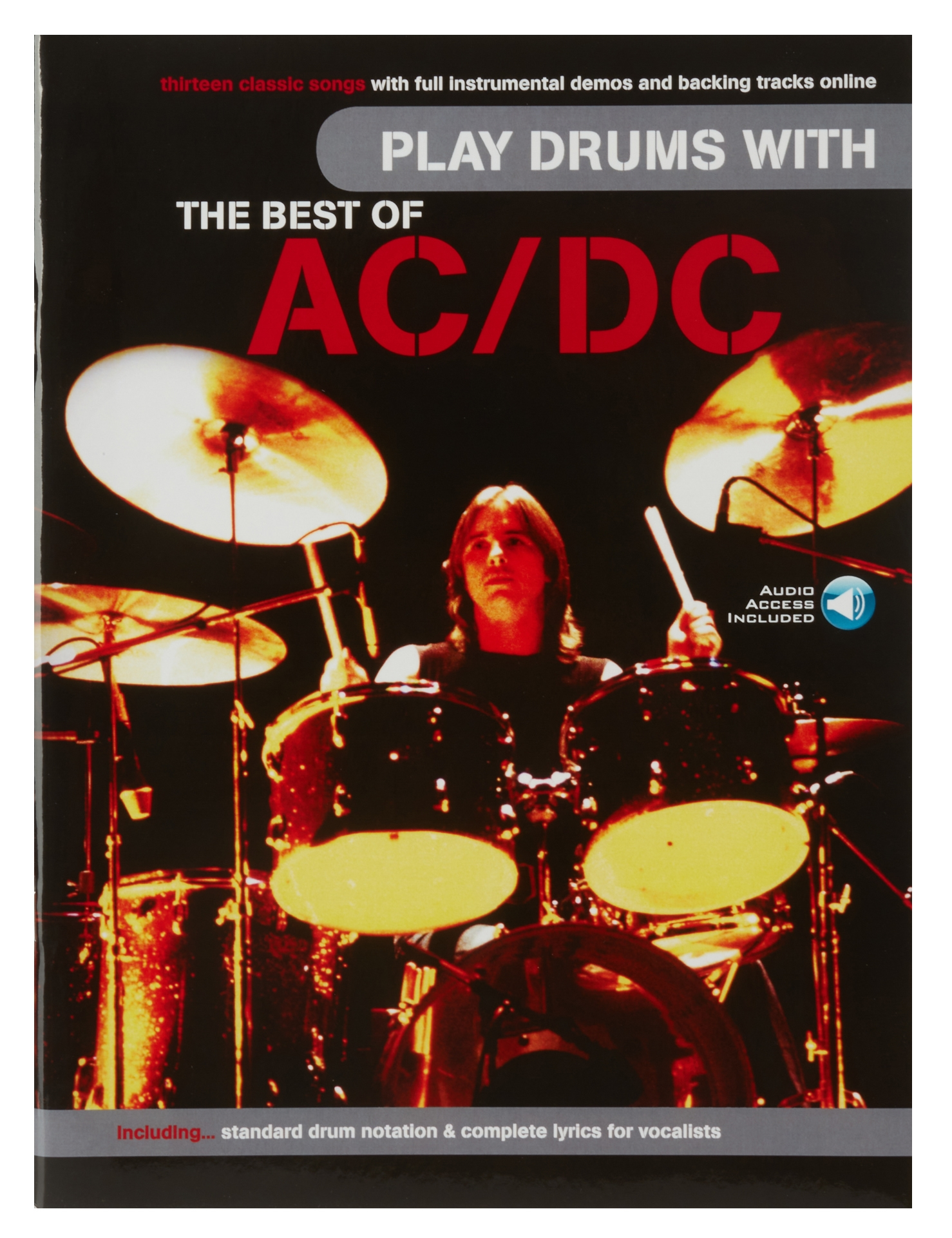 MS Play Drums With... The Best Of AC/DC