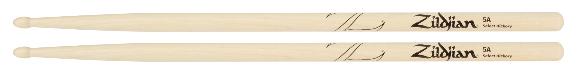 ZILDJIAN 5A Wood Natural