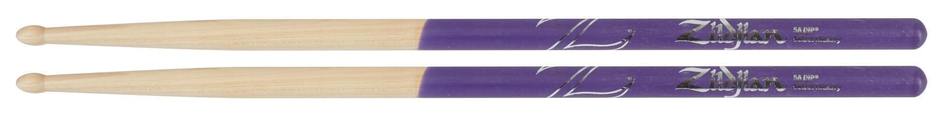 ZILDJIAN 5A Wood Purple Dip